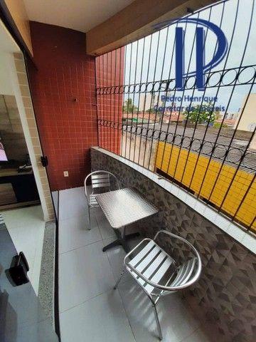 Apartamento à venda com 3 dormitórios em Jardim são paulo, João pessoa cod:382 - Foto 13