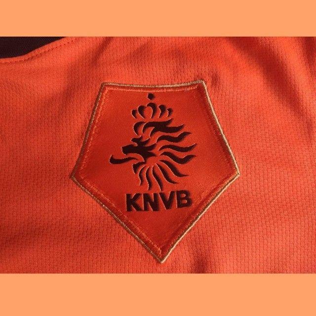 Camisa Holanda Nike - Foto 4