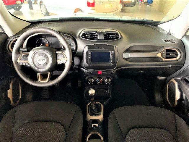 Jeep Renegade 1.8 MT Custom Perfeito estado - Mande Whatts - Foto 14
