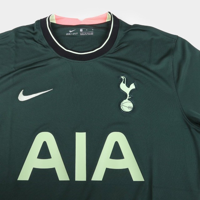 Camisa do Tottenham Verde 20/21 Masculina  - Foto 3
