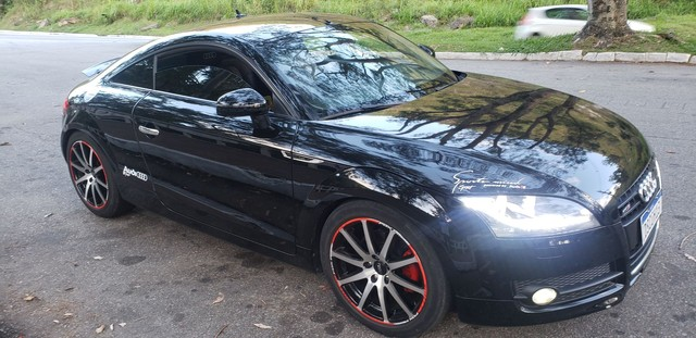 Audi tt 2.0 Turbo completo carro de procedência valor 95.500  - Foto 8