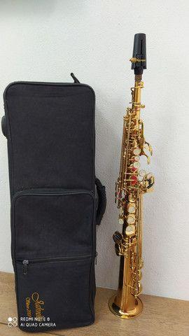 Sax soprano reto jahnke  - Foto 2