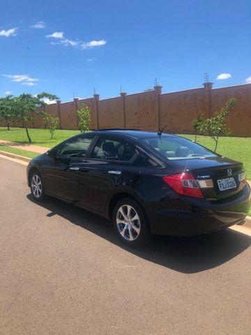 Honda civic 2013 exs flex - Foto 3