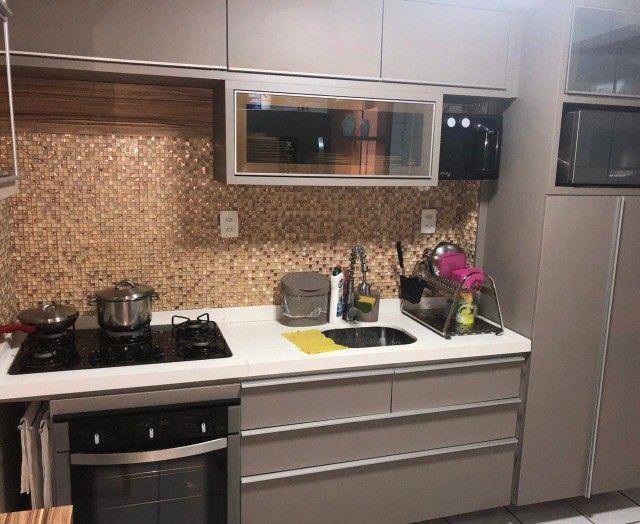 No Expedicionários, apartamento projetado e com ambientes climatizados! - Foto 3