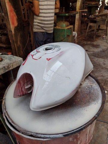 Vende-se Tanque de moto 150 ano 2012