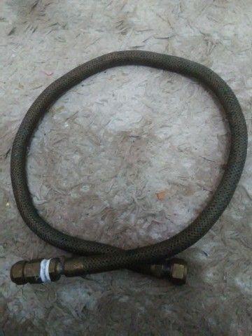 Mangueira para gas encanado