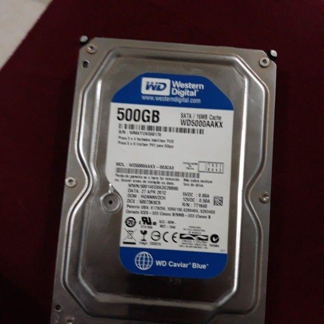 Hd para PC 500GB  - Foto 2