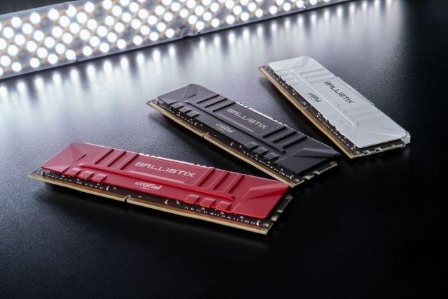 Memória Crucial Ballistix 8GB, DDR4 3000Mhz, CL15, ou 12X R$ 27,65 - Foto 2