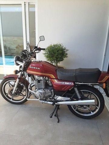 CB 400 II