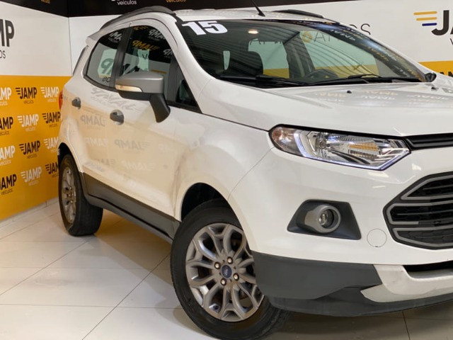 Ford Ecosport 1.6 Freestyle Flex 2015 - Foto 2
