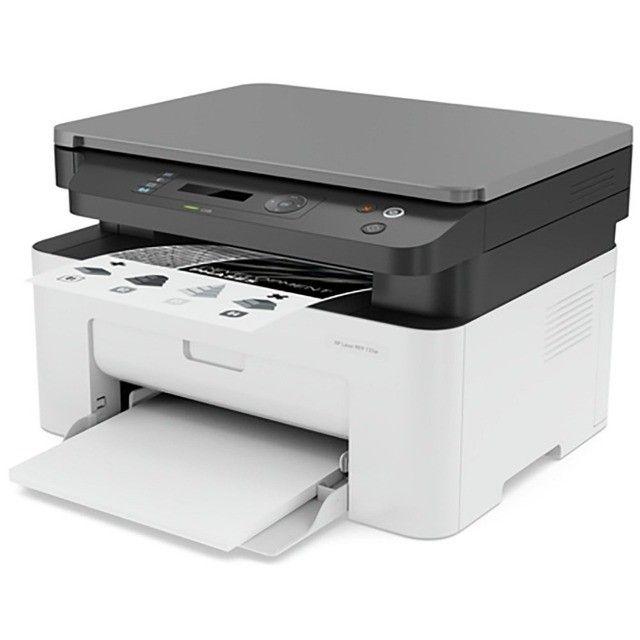 Impressora Nova Multifuncional Laser HP 135W Equipamento Lacrado  - Foto 2