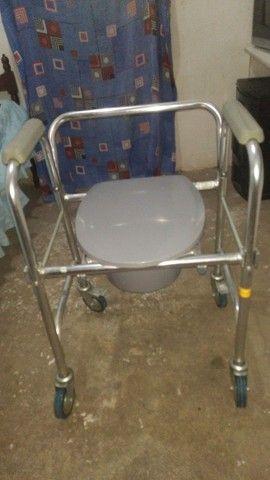 cadeira de banho nova  - Foto 6