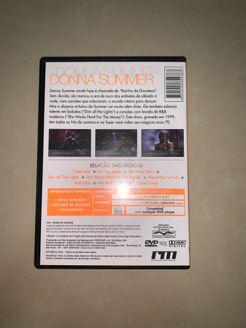 DVD Dona Summer - Foto 3