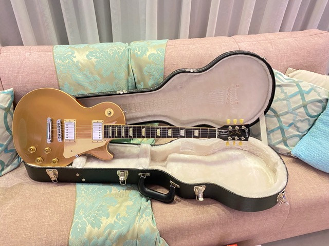 Gibson Les Paul Traditional - 2012 - Gold Top