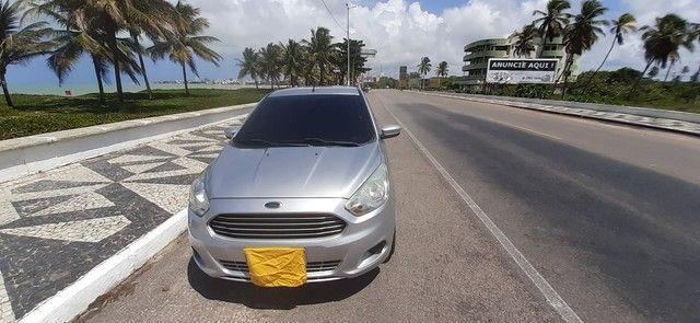 Ford ka sedan 2015 1.0 SE