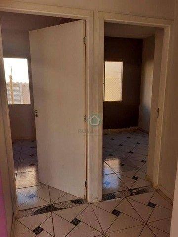 Apartamento com 2 dormitórios à venda, 42 m² por R$ 95.000,00 - Jardim Centro Oeste - Camp - Foto 7
