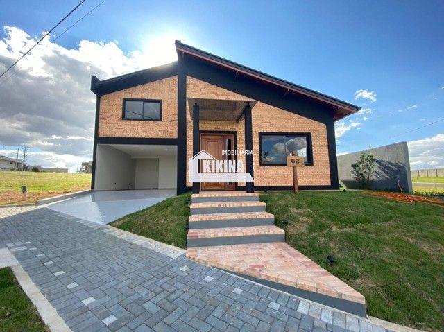 Casa à venda com 4 dormitórios em Jardim carvalho, Ponta grossa cod:02950.8879