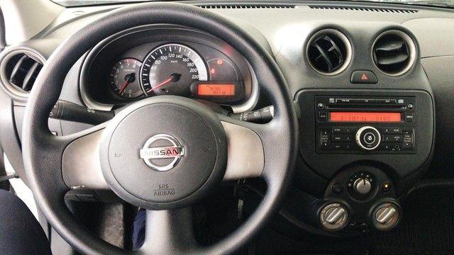 Nissan March SV 1.6 2012/2013 - Foto 5