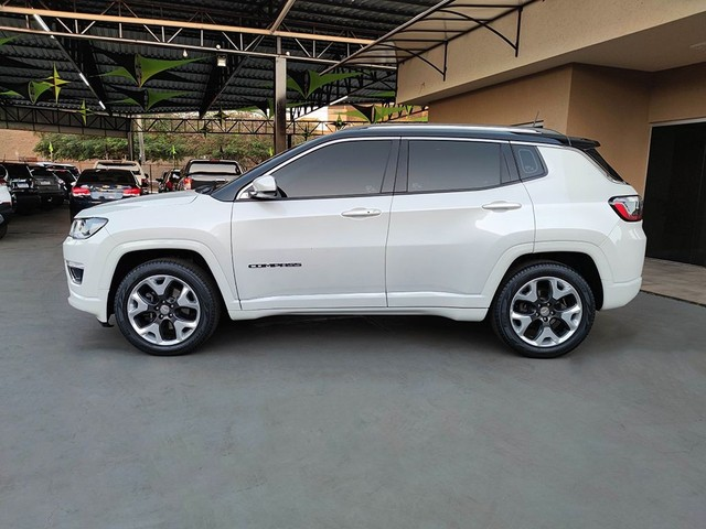 JEEP COMPASS 2.0 16V LIMITED 2018 - Foto 8