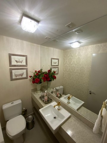 Apartamento Premiato Mobiliado com Porcelanato  - Foto 16