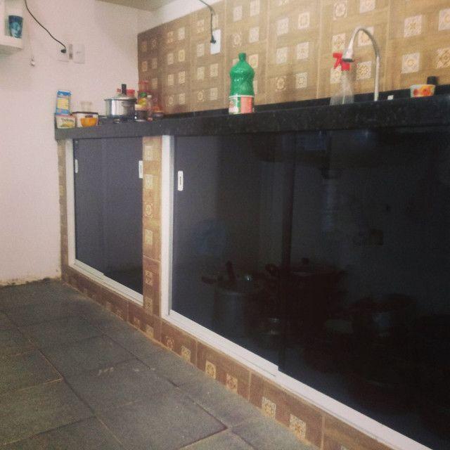 Box pra banheiro, fechamento de pia portas e janelas. Manutenção em geral - Foto 4