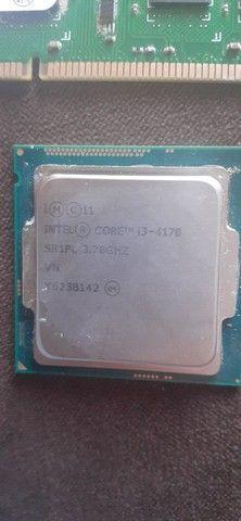 Processador core i3-4170 3.7GHZ + 4GB MEMORIA DDR3