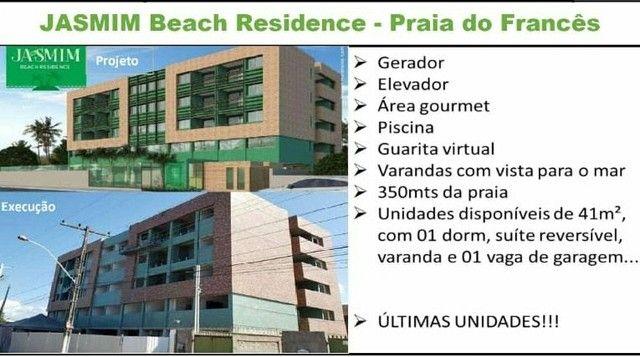 Apartamento na Praia do Francês  - Foto 2
