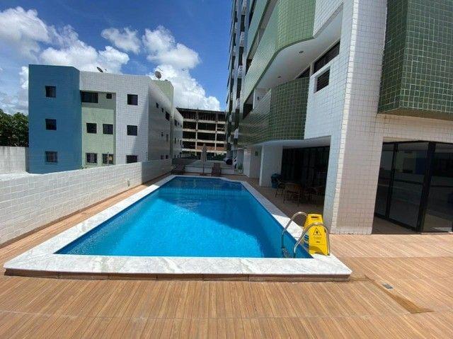 No Expedicionários, apartamento projetado e com ambientes climatizados! - Foto 9