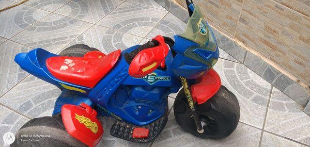 Moto elétrica Hot Wheels - Foto 3