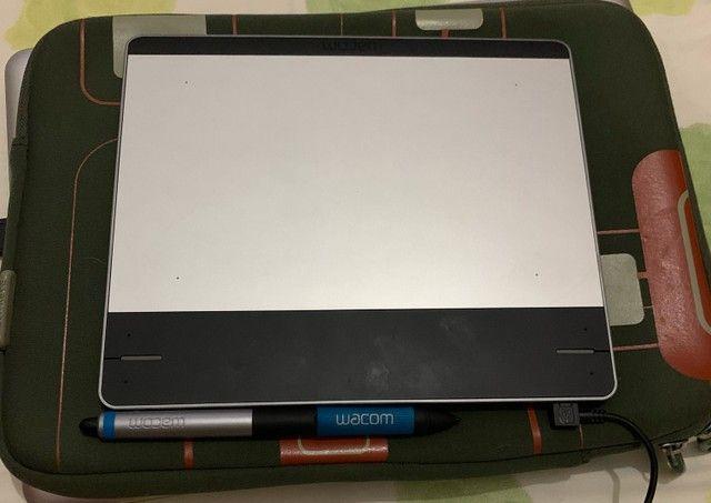 Mesa Digitalizadora - Wacom Intuos Pen & Touch Ctl480 - Foto 2
