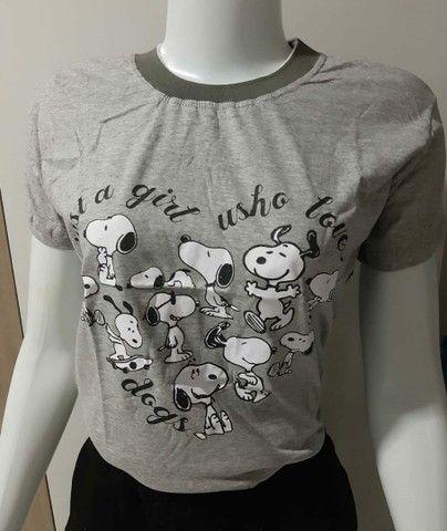 Blusa T-shirts , ENTREGA GRATIS  - Foto 2