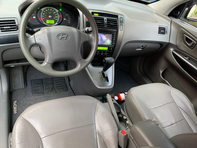Hyundai Tucson 2.0 2014 - Foto 8