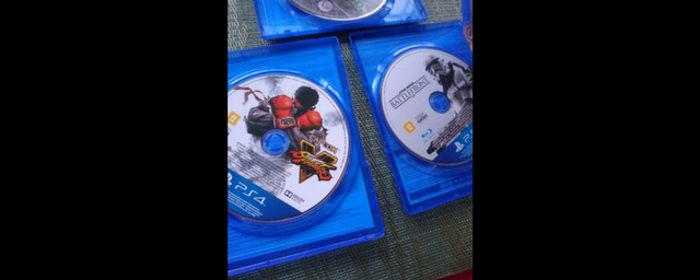 Jogos PS4 FIfa Star Wars Street fighter