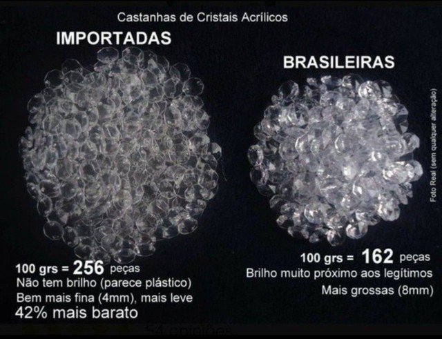 Lustre de Cristal Acrilico - Foto 5