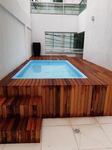 Apto Diferenciado com terraço e Piscina Com 3 Quartos Mobiliado em  Itapema Cód. V1647 - Foto 11