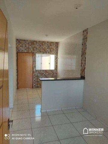 Casa com 2 dormitórios à venda, 60 m² por R$ 170.000 - Jardim Monterey - Sarandi/PR - Foto 6