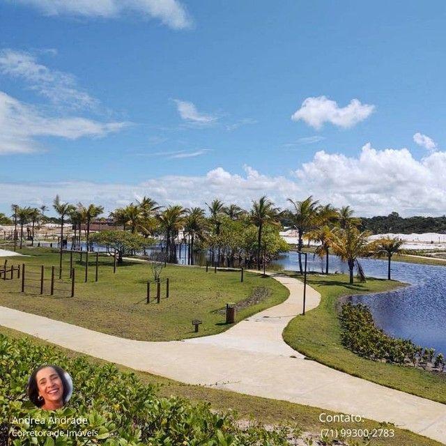 Lote/Terreno para venda com 476m² em Reserva Sauípe - Costa do Sauipe - Foto 10