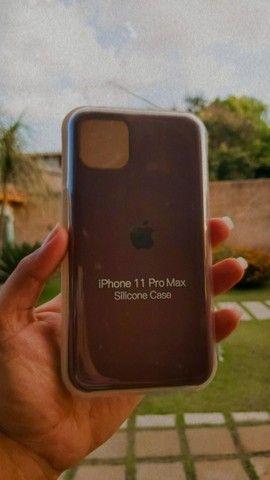 Case de Silicone Original  - 11 Pro Max - Foto 2