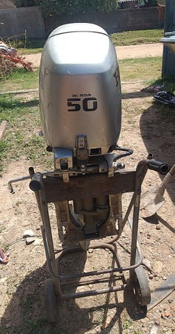 Motor honda 50 HP - Foto 2