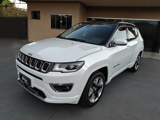 JEEP COMPASS 2.0 16V LIMITED 2018 - Foto 3