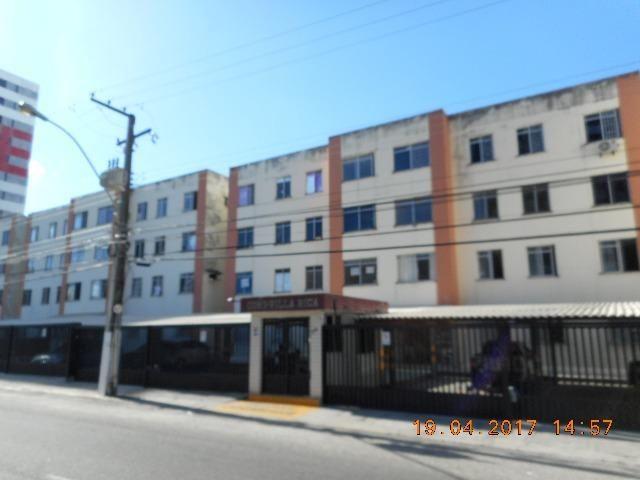 Apartamento no condominio villa rica bairro suissa