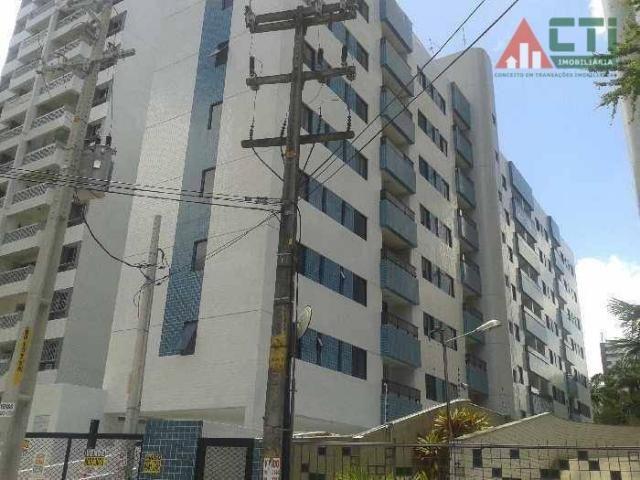Apartamento residencial à venda, Aflitos, Recife.