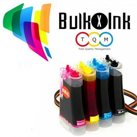 Impressora tanque Bulk de Tinta ) Imprima ++ ) Promoção Produto Novo 3 Meses de Garantia - Foto 3