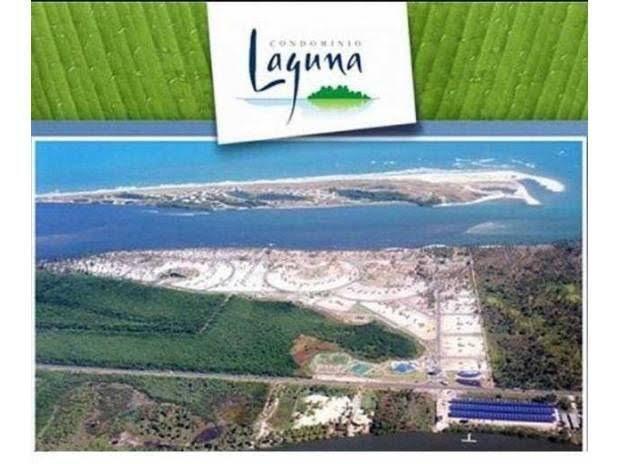 Lote no condomínio Laguna 420 mil