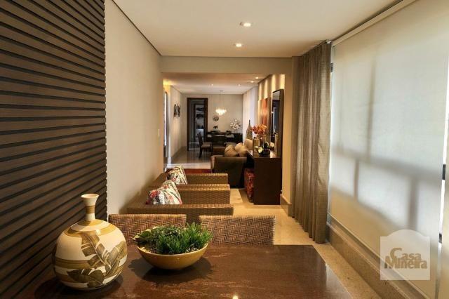 Apartamento à venda com 4 dormitórios em Gutierrez, Belo horizonte cod:258110 - Foto 8