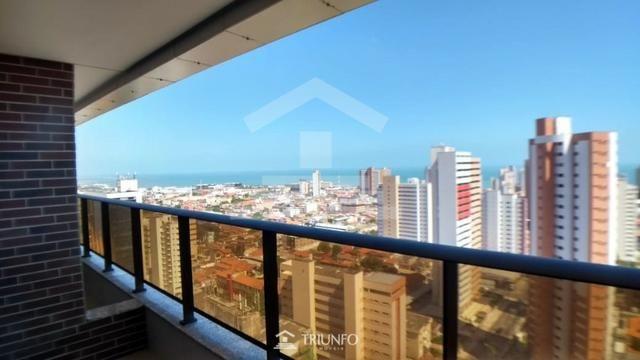 (RG) TR25393 - Apartamento 115m² a Venda na Aldeota com 3 Quartos - Foto 5