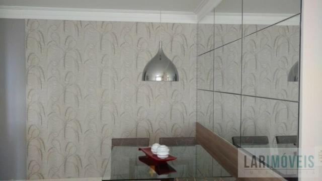 Lindo apartamento de 3 quartos com suíte em Morada de Laranjeiras - Foto 5