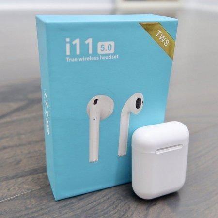 Fone de ouvido sem fio i11 para android e ios