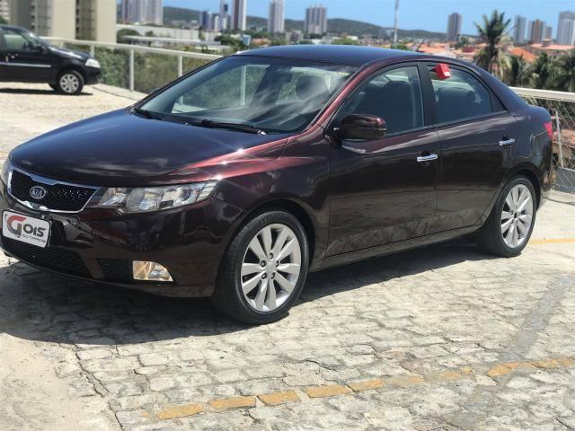 KIA CERATO 2011/2011 1.6 SX3 16V GASOLINA 4P AUTOMÁTICO - Foto 3