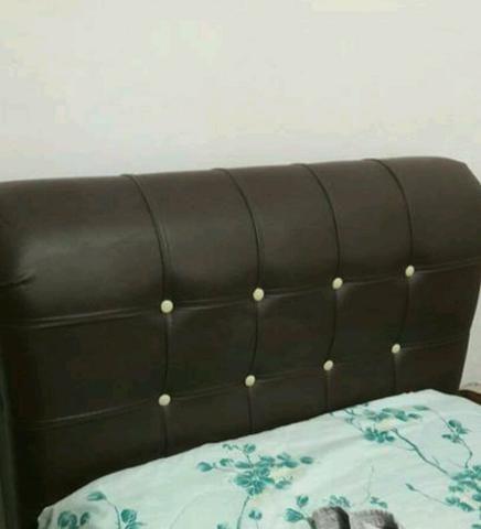 Cabeceira de solteiro para cama box - Foto 2
